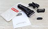 Акумуляторна електробритва ROTEX RHC210-S, фото 6