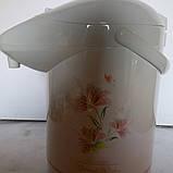 Електрочайник термопот 2.8 л ROTEX RTP300-R, фото 5