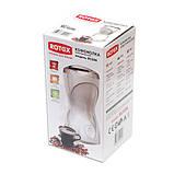 Електрична кавомолка біла ROTEX RCG06, фото 2