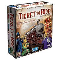 Настольная игра Ticket to Ride: Америка, фото 1