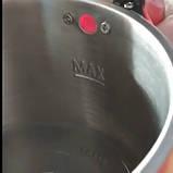 Електрочайник 1.7 літра ROTEX RKT59-R, фото 2