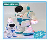 Танцюючий Світиться Робот Dancing Robot 6678-4
