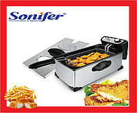 Фритюрница Sonifer SF-1002, фото 1