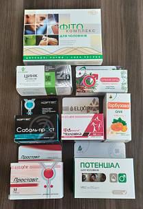 Натуральные препараты для мужского здоровья