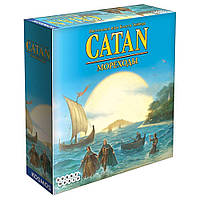 Настільна гра Колонізатори. Мореплавці (Catan. Seafarers), фото 1