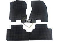 Резиновые коврики Hyundai Tucson 2004-/ Kia Sportage 2005-2010 (Харьков) - Автоковры Хюндай Туксон