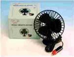 Вентилятор Alca 12v на присоске 524 100