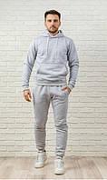 Спортивный мужской теплый костюм Спортивные костюмы на флисе теплые Мужской спортивный костюм флис