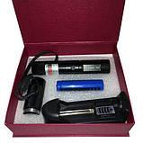 Лазерная указка Laser Pointer JD-303 (TY-Laser/YL-Laser), зеленый лазер, до 10 км, фото 9