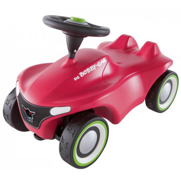 Детская машинка каталка Bobby Car Neo Pink Big толокар для детей