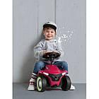 Детская машинка каталка Bobby Car Neo Pink Big толокар для детей, фото 3