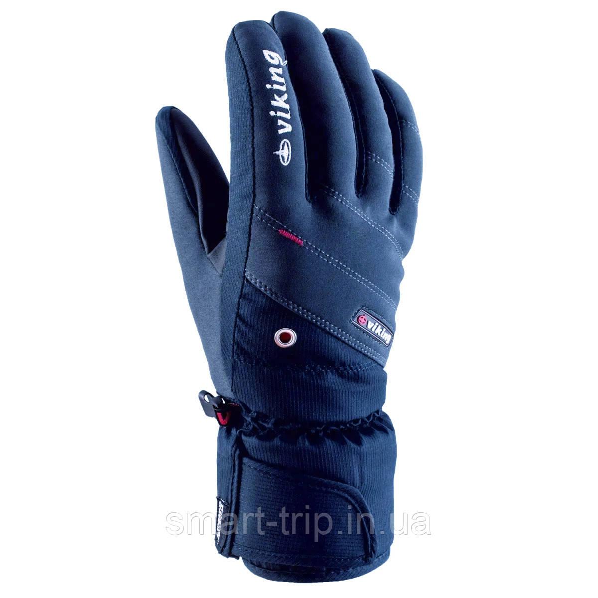 Перчатки VIKING Torin 2020 men 8-10 темно-синие 110161134-19
