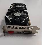 Видеокарта NVidia GeForce GTX 1060 3Gb, 192 bit, GDDR5, MSI, фото 3