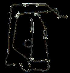 Топливопровод Д37М-1104200