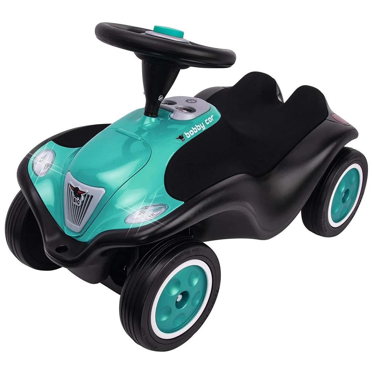 Детская машинка каталка толокар Bobby Car Next Big звуковые и световые эффекты для детей