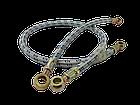 Шланг з металевої опліткою D = 10 mm 1500 mm (універсальна позиція), фото 2