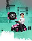 Детская машинка каталка толокар Bobby Car Next Big звуковые и световые эффекты для детей, фото 4