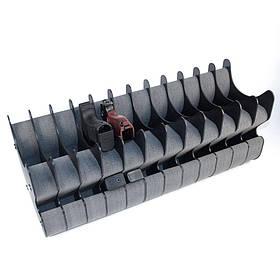 Подставка под 12 пистолетов и 12 магазинов ПЛ12/12 (225/523/195)