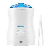 Подогреватель электрический с функцией стерилизации 2 в 1 BabyOno Natural Nursing (5901435407394)
