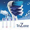 TriZone EB30А (4 штуки), насадки для зубной щетки Oral-B, фото 2
