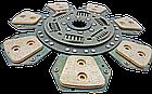 Диск сцепления МТЗ-80-2022  85-1601130 - 7 лепестков, металлокерамика. Диск зчеплення МТЗ 80 металокерамічний, фото 3