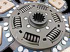 Диск сцепления МТЗ-80-2022  85-1601130 - 7 лепестков, металлокерамика. Диск зчеплення МТЗ 80 металокерамічний, фото 6