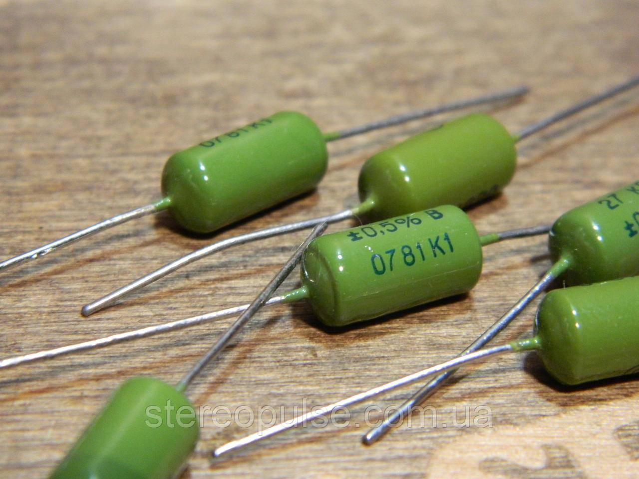 Резистор ПТМН - 0.5 91кОм 0.5%