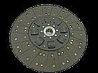 Диск сцепления ведомый ЯМЗ 182,183    182-1601130. Диск зчеплення ведений ЯМЗ 182,183, фото 2