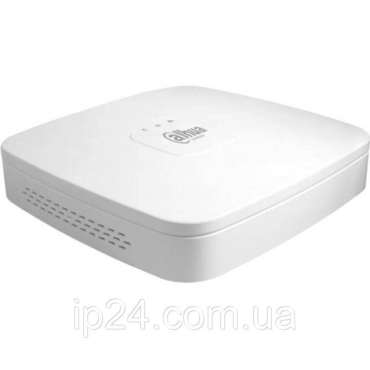 Регистратор DHI-NVR2108-I 8-канальный AI сетевой