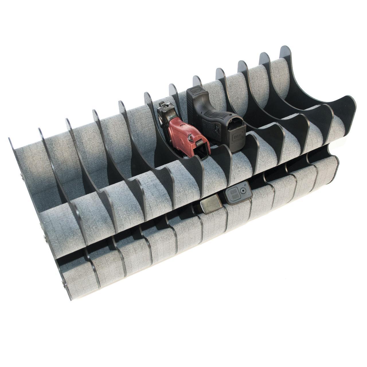 Підставка під 11 пістолетів і 11 магазинів ПЛ11 / 11 (225/480/195)