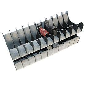 Подставка под 11 пистолетов и 11 магазинов ПЛ11/11 (225/480/195)