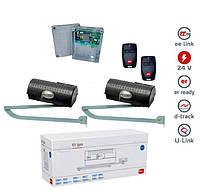 BFT IGEA kit рычажная автоматика для распашных ворот до 6м, фото 1