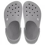 Кроксы женские Crocs Platform Clog серые 36 р., фото 5