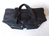 Мужская сумка Wallaby через плечо барсетка папка портфель А4+ сумки мужские 8w2630 черная, фото 7