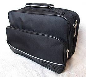 Мужская сумка Wallaby через плечо барсетка папка  портфель А4 мужские сумки 8w2130 черная