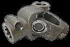 Карданний шарнір 8 х 8 шліців 35х98 мм (крестовиана ГАЗ-53), фото 2