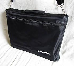 Мужская сумка Wallaby через плечо папка портфель А4 мужские сумки 8w2721 черная