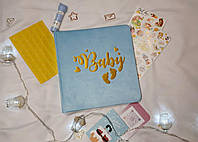 Детский альбом для фотографий, фотоальбом ручной работы