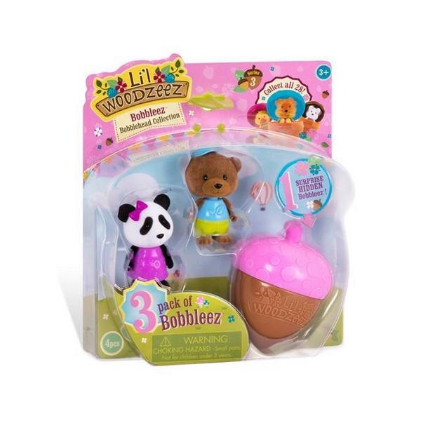 Іграшка LIL WOODZEEZ Bobblehead 3 од Серія 3 63100Z