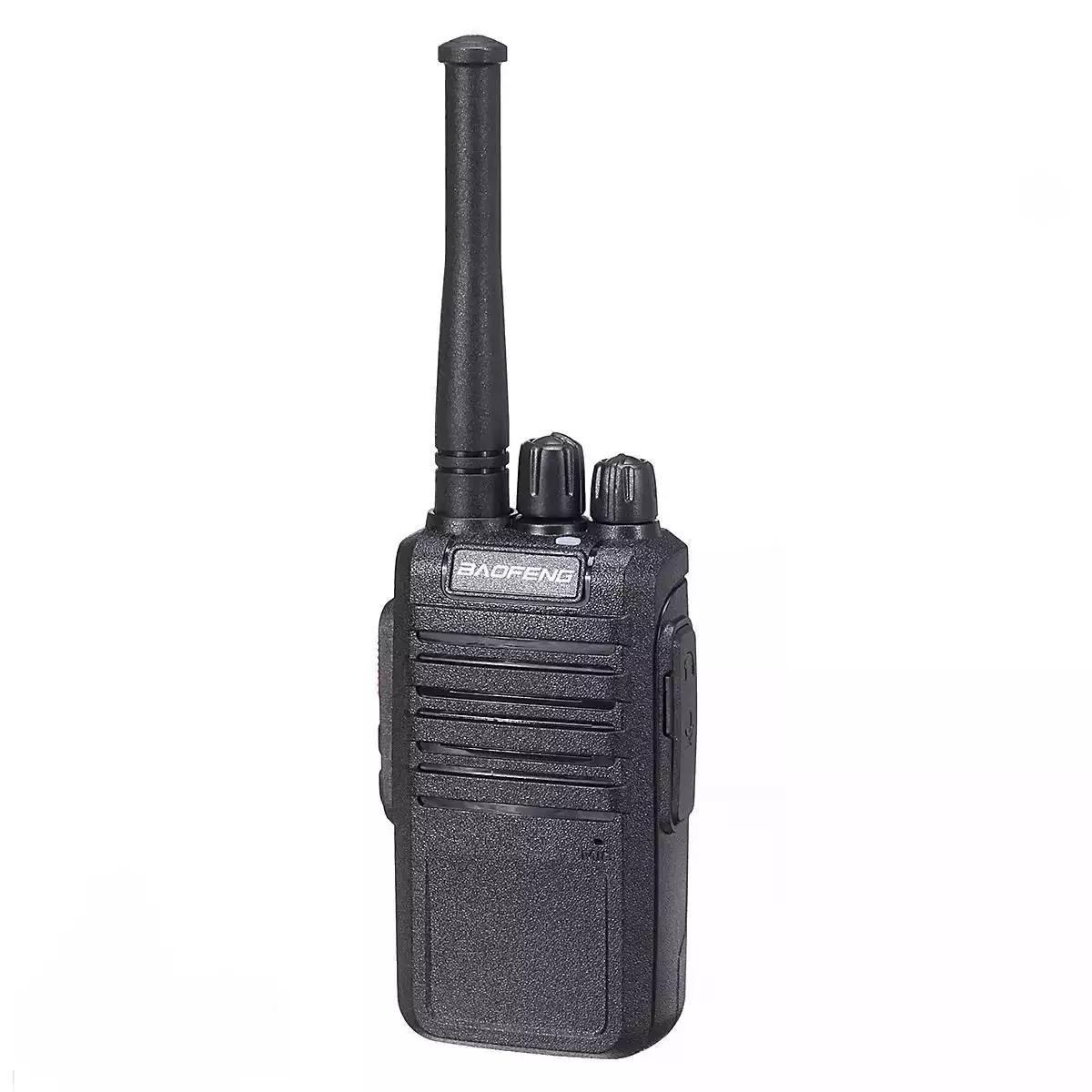Рация Baofeng BF-M4 Black портативная радиостанция