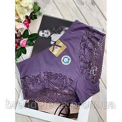 Трусики жіночі La Volle 48/50/52 (код 0150-00) різні кольори.