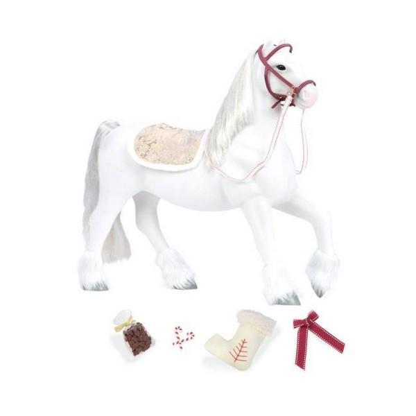 Ігрова фігура Our Generation Кінь з аксесуарами, 50 см BD38025Z