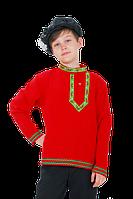 Народная рубаха льняная