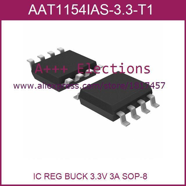 Микросхема AAT1154IAS -3.3