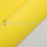 Фоамиран (Китай) желтый