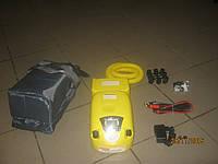 Насос электрический для лодок с аккумулятором Genovo GP-80BD, 12В