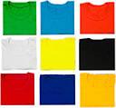 Однотонные детские футболки