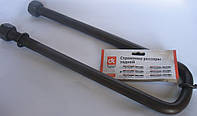 Стремянка рессоры задней КАМАЗ М27х2,0 (с гайкой и гровером,L=450) 13 тн. <ДК>