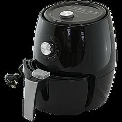 Мультипечь Grunhelm GAF-2504B (черный) 2,5л, 1500 Вт