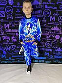 Дитячий світиться костюм унісекс SONIC +маска в подарунок